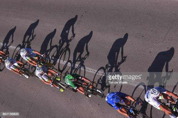 89th Giro Della Toscana 2017 / Stage 1 Peloton / Shadow / Pontedera Pontedera / Memorial Alfredo Martini / GDT /