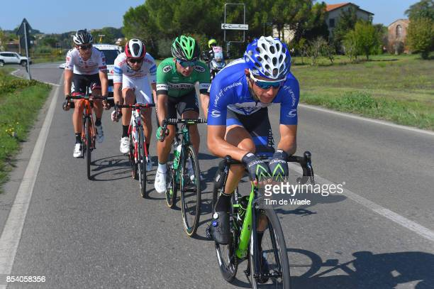89th Giro Della Toscana 2017 / Stage 1 Roy GOLDSTEIN / Josu ZABALA / Michele SCARTEZZINI / Marko KUMP / Pontedera - Pontedera / Memorial Alfredo...