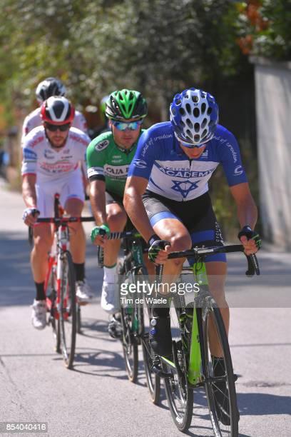 89th Giro Della Toscana 2017 / Stage 1 Roy GOLDSTEIN / Michele SCARTEZZINI / Josu ZABALA / Marko KUMP / Pontedera - Pontedera / Memorial Alfredo...