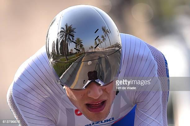 89th Road World Championships 2016 / ITT Men U23 Filippo GANNA / The Pearl Qatar The Pearl Qatar / Individual Time Trial / WC /