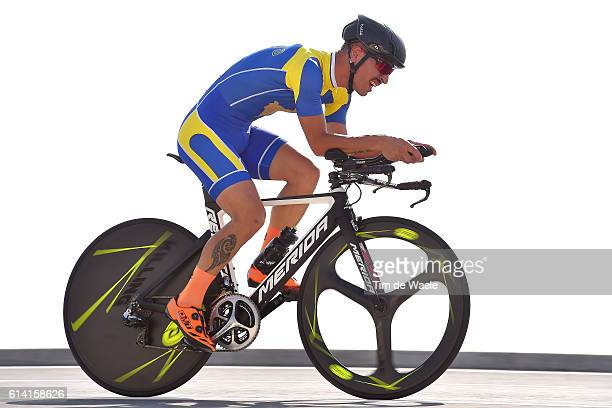 89th Road World Championships 2016 / Men Elite ITT Alban NUHA / Lusail Sports Complex Lusail Sports Complex / Individual Time Trial / WC /