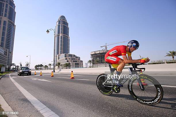 89th Road World Championships 2016 / Men Elite ITT Imanol ERVITI OLLO / Lusail Sports Complex The Pearl Qatar / Individual Time Trial / WC /