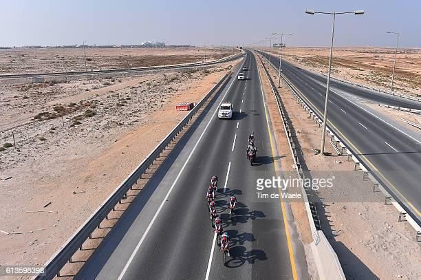 89th Road World Championships 2016 / TTT Women Elite Team TWENTY16 RIDEBIKER / Kristin ARMSTRONG / Allie DRAGOO / Chloe DYGERT / Annie FOREMANMACKEY...