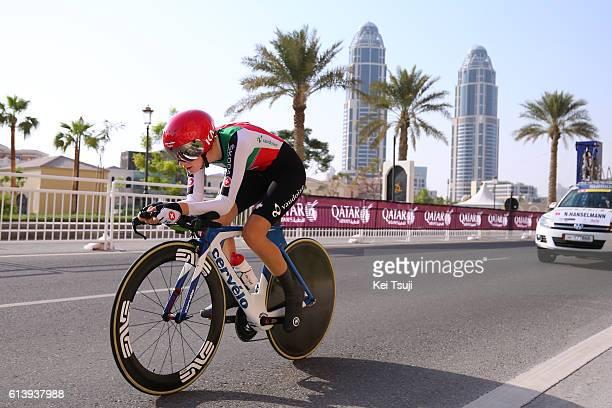 89th Road World Championships 2016 / Women Elite ITT Nicole HANSELMANN / The Pearl Qatar The Pearl Qatar / Individual Time Trial / WC /