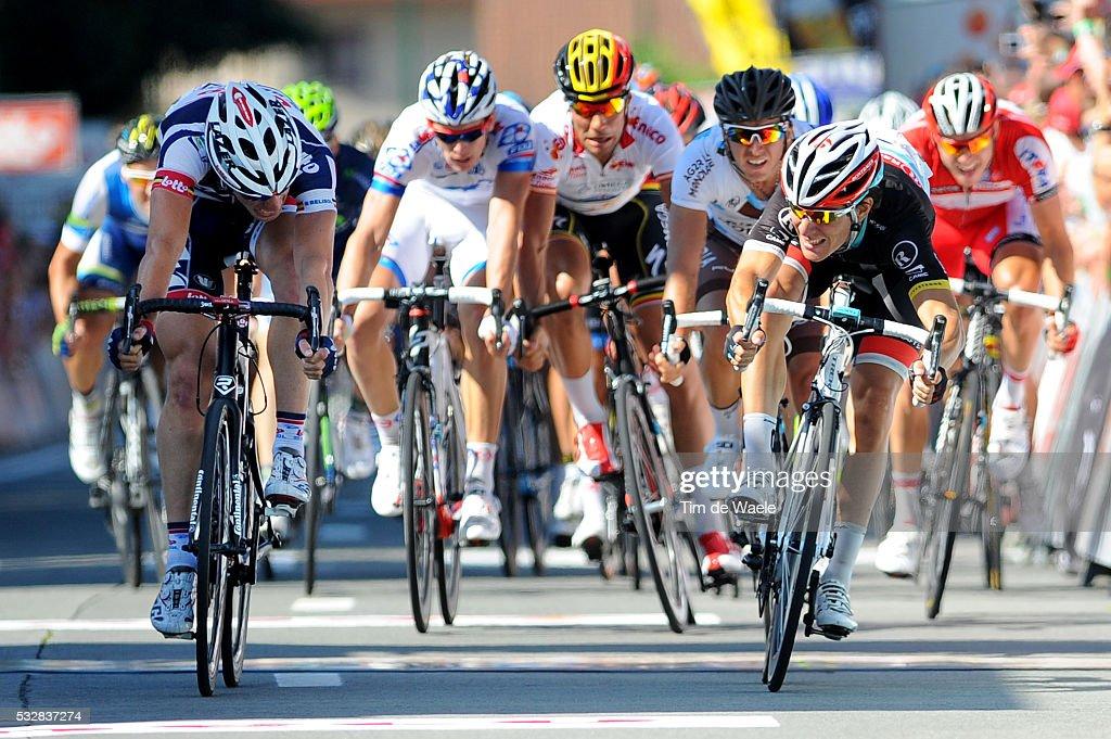 Cycling : 8th Eneco Tour 2012 / Stage 5 : Nachrichtenfoto
