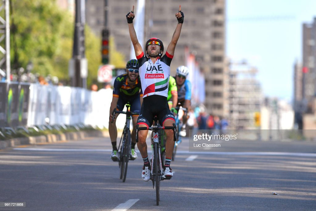 Cycling: 8Th Grand Prix Cycliste De Montreal 2017 : ニュース写真