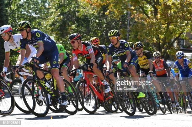 8th Grand Prix Cycliste de Montreal 2017 Michael MATTHEWS / Michael SCHAR / Roman KREUZIGER / Montreal Montreal / Grand Prix Montreal /