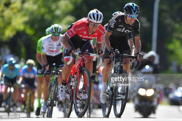 8th Grand Prix Cycliste de Montreal 2017 Philip DEIGNAN / Montreal Montreal / Grand Prix Montreal /