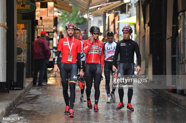 8th Grand Prix Cycliste de Quebec Monteral 2017 / Training Jelle VANENDERT / Jasper STUYVEN / Sean DE BIE / Training / Grand Prix Quebec Monteral /