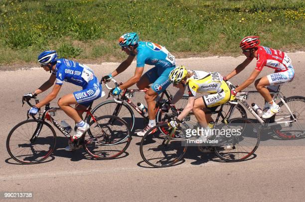 90E Giro D'Italia Stage 2 Facci Mauro Labbe Arnaud Brutt Pavel Masciarelli Simone Tempio Pausania Bosa Tour Italy Ronde Van Italie Rit Etape Uci Pro...