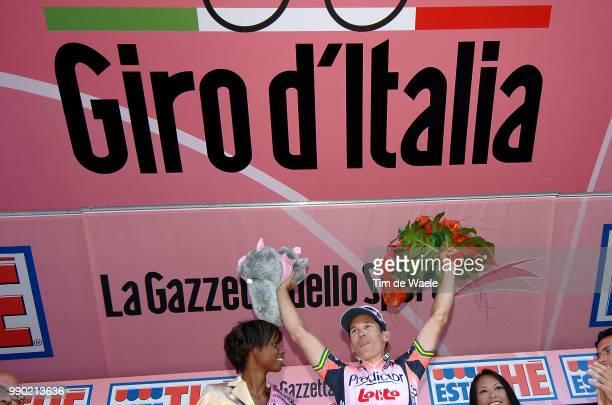 90E Giro D'Italia Stage 2 Podiium Mc Ewen Robbie Celebration Joie Vreugde Tempio Pausania Bosa Tour Italy Ronde Van Italie Rit Etape Uci Pro Tour Tim...