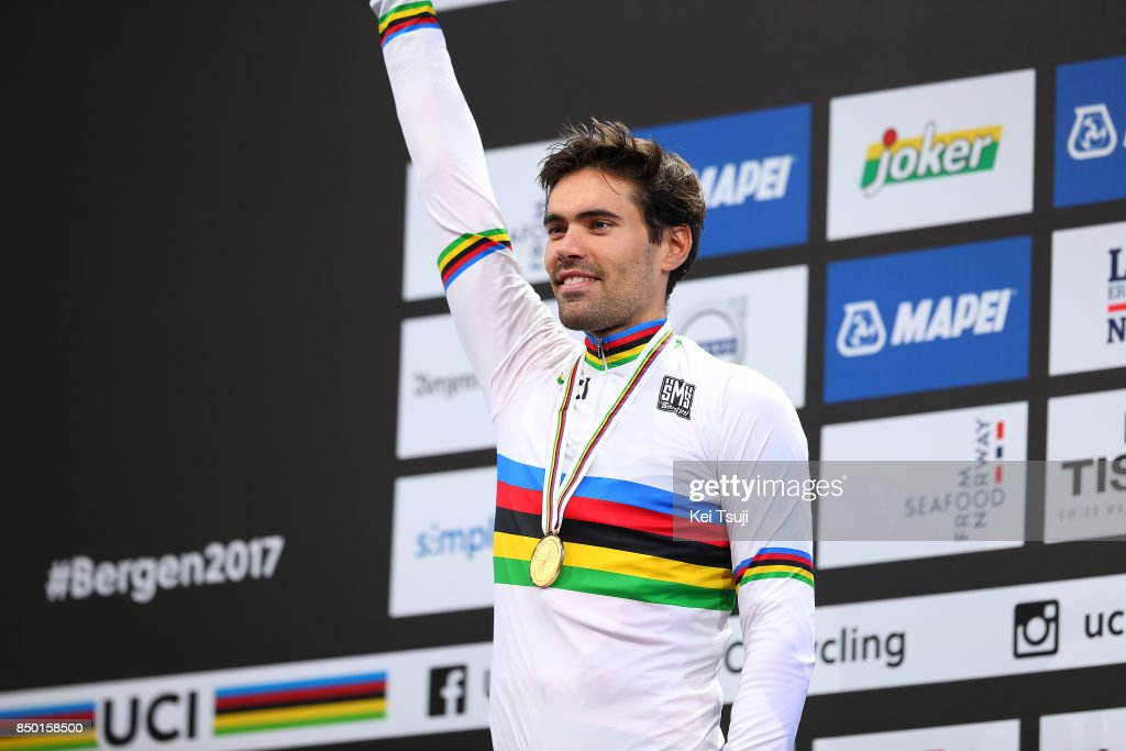 Cycling: 90th Road World Championships 2017 / ITT Men Elite : ニュース写真