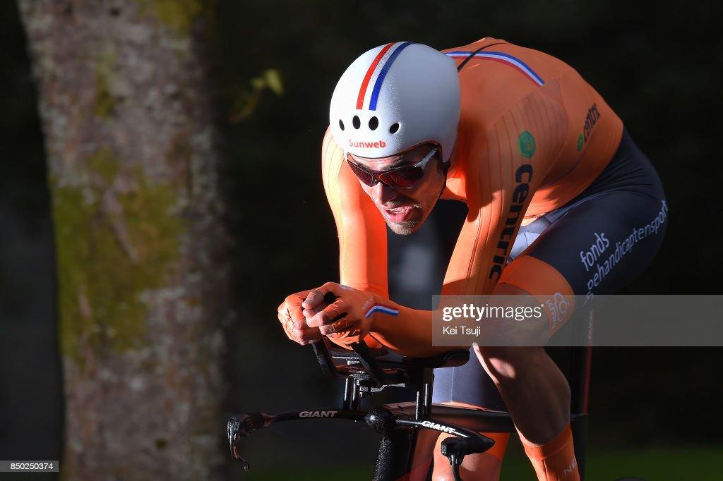 Cycling: 90th Road World Championships 2017 / ITT Men Elite : Nachrichtenfoto