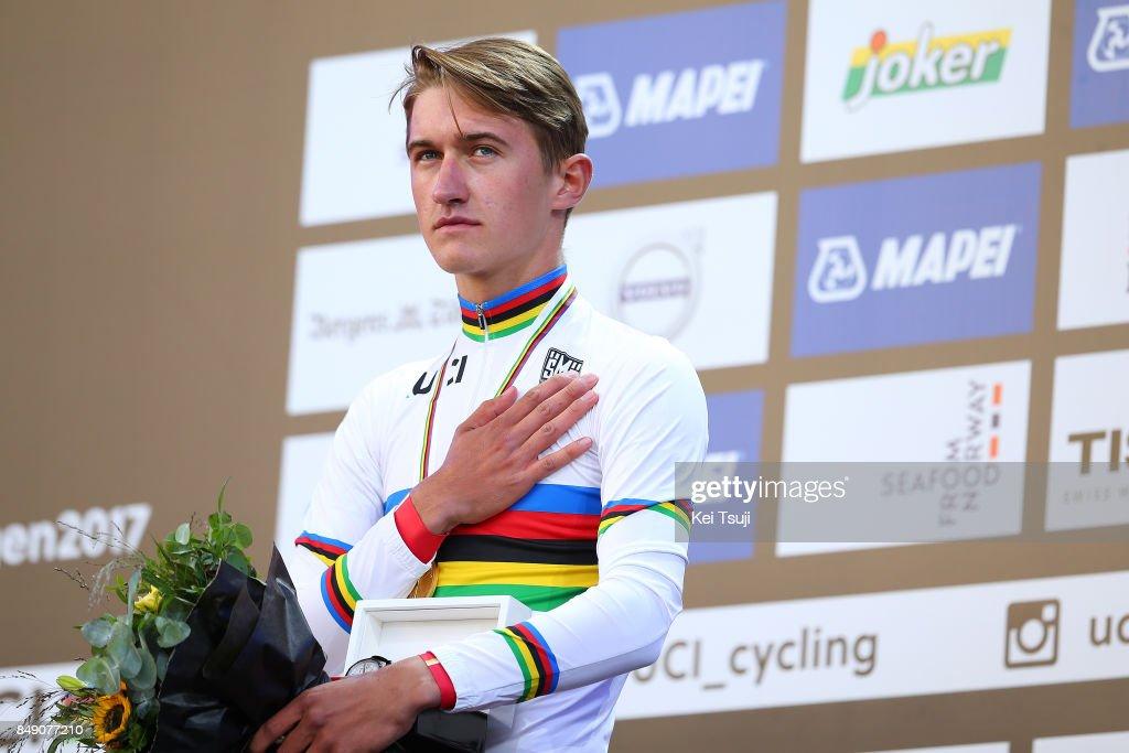 Cycling: 90th Road World Championships 2017 / ITT Men Under 23 : ニュース写真