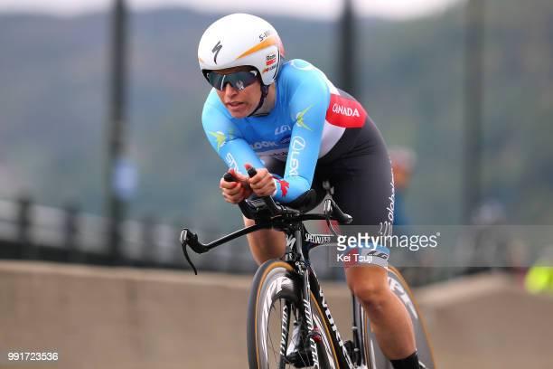 90Th Road World Championships 2017 Itt Women Elite KarolAnn Canuel / Bergen Bergen Individual Time Trial Itt Bergen Rwc