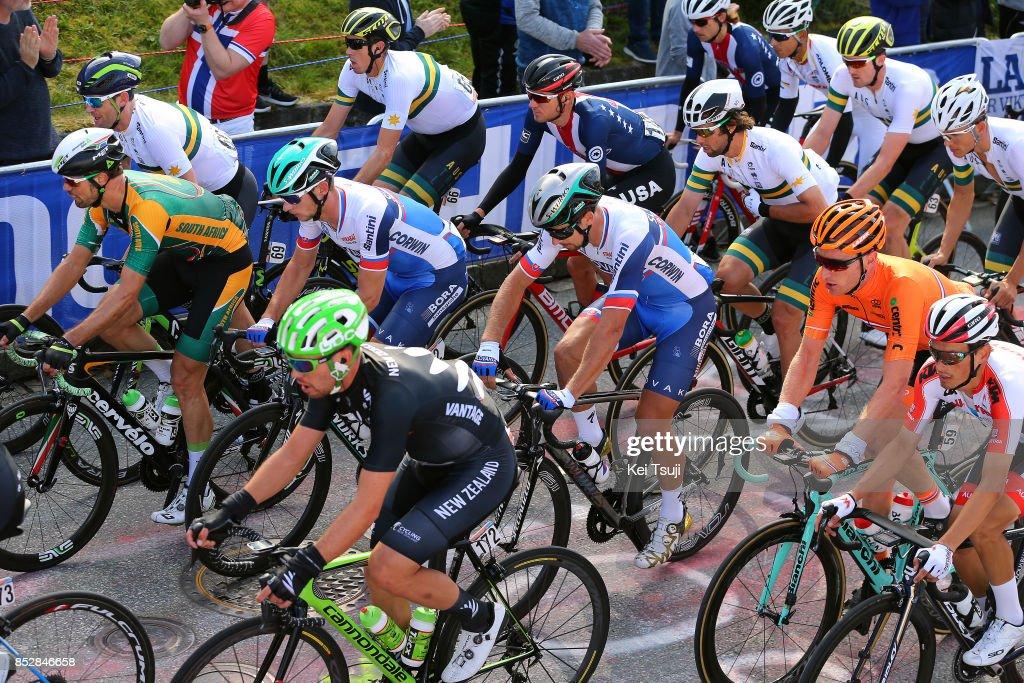 Cycling: 90th Road World Championships 2017 /  Men Elite Road Race : ニュース写真