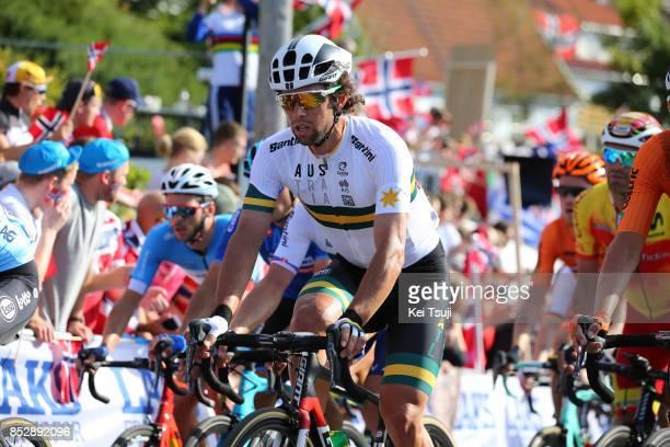 90th Road World Championships 2017 / Men Elite Road Race Michael MATTHEWS / Bergen Bergen / RR / Bergen / RWC /
