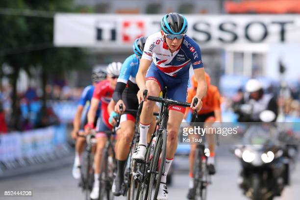 90th Road World Championships 2017 / Men Junior Road Race Mark DONOVAN / Bergen Bergen / RR / Bergen / RWC /