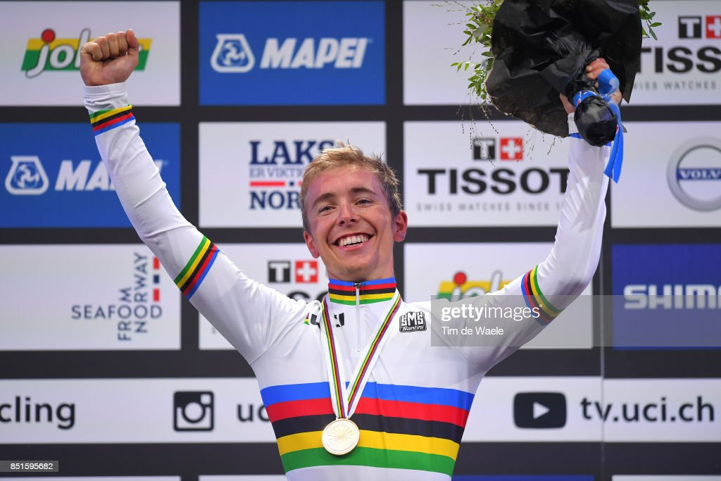 Cycling: 90th Road World Championships 2017 /  Men Under 23 Road Race : ニュース写真