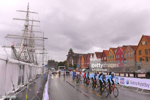 90th Road World Championships 2017 / Training Road Race Greg VAN AVERMAET / Jasper STUYVEN / Tim WELLENS / Dylan TEUNS / Oliver NAESEN / Jens...