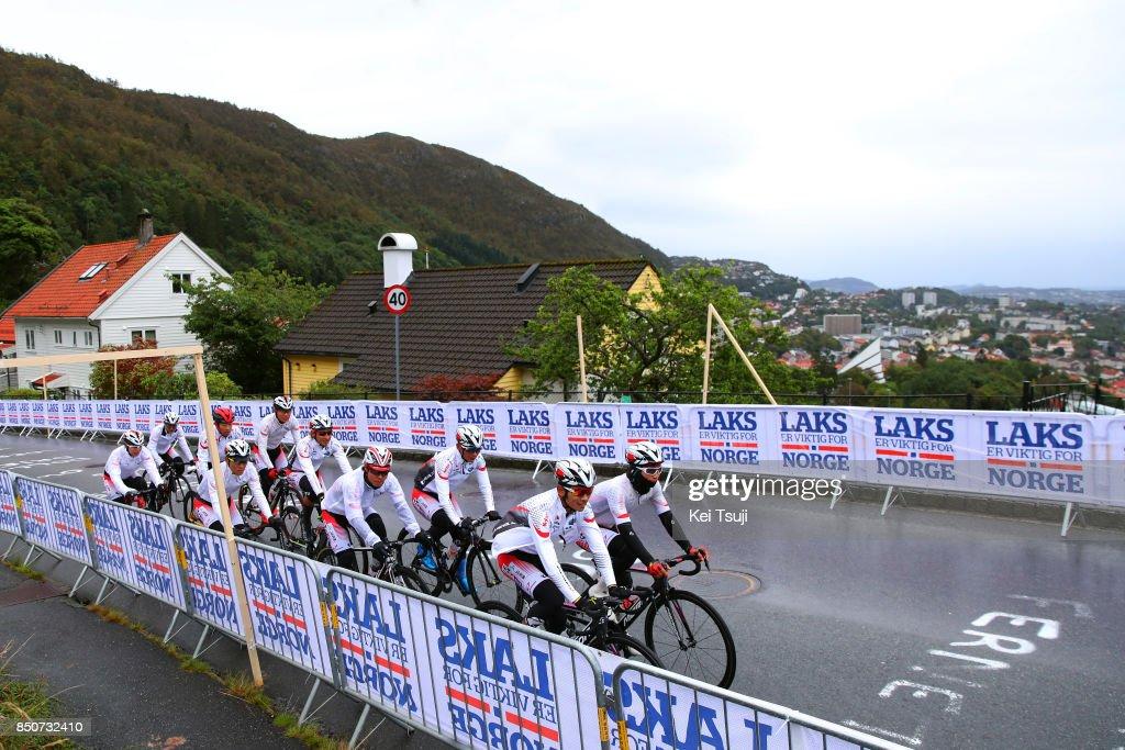 Cycling: 90th Road World Championships 2017 / Training Road Race : ニュース写真
