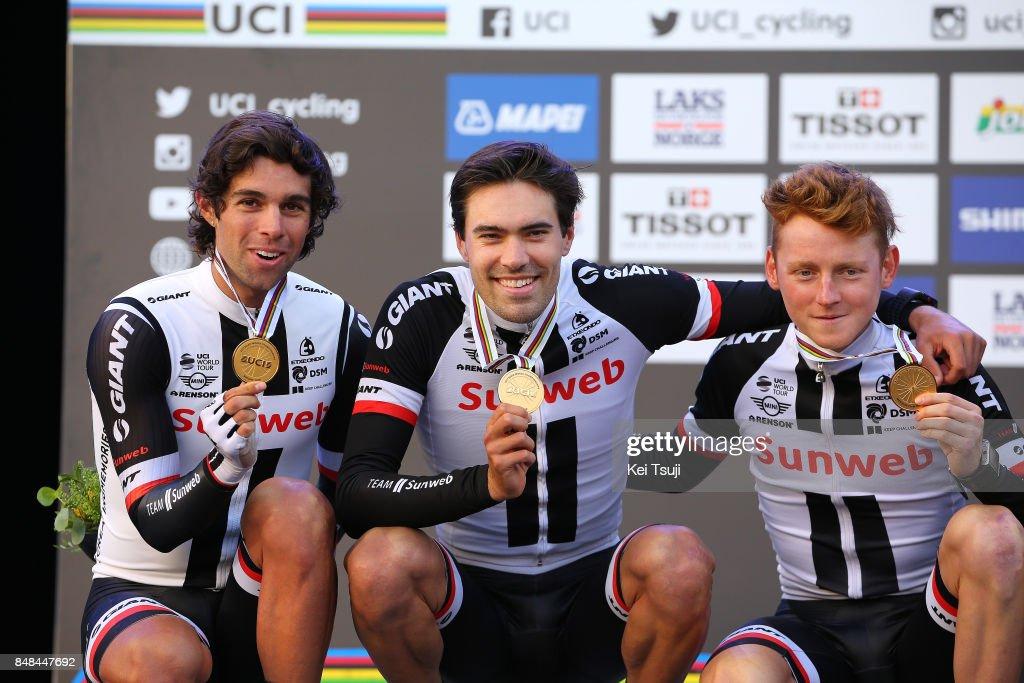 Cycling: 90th Road World Championships 2017 / TTT Men Elite : ニュース写真