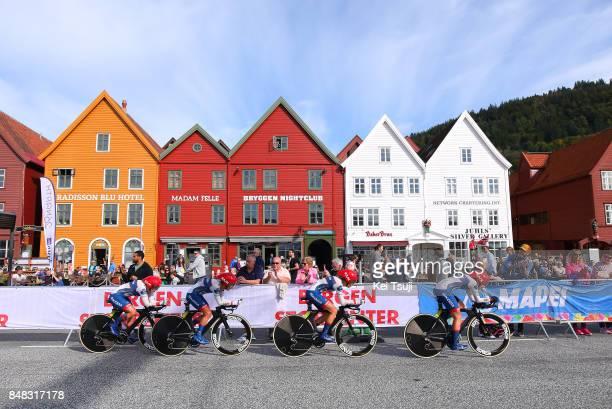 90th Road World Championships 2017 / TTT Women Elite Stephanie GAUMNITZ / Nicole HANSELMANN / Ciara HORNE / Lisa KLEIN / Clara KOPPENBURG / Lotta...