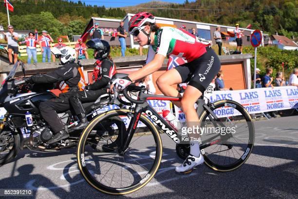 90th Road World Championships 2017 / Women Elite Road Race Nicole HANSELMANN / Bergen Bergen / RR / Bergen / RWC /