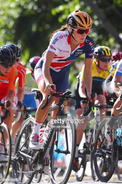 90th Road World Championships 2017 / Women Elite Road Race Elizabeth ARMITSTEADDEIGNAN / Bergen Bergen / RR / Bergen / RWC / pool sw /
