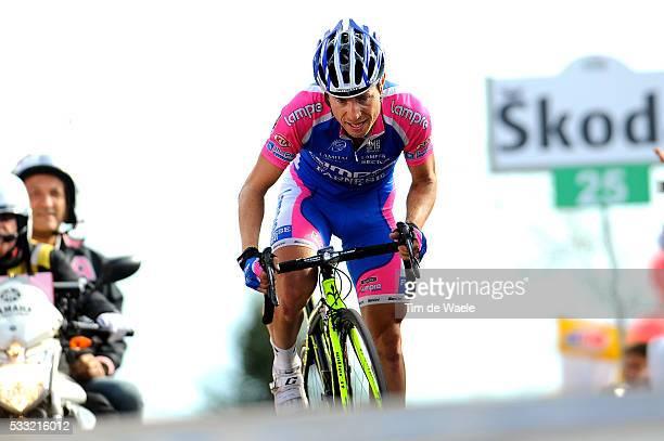 93th Giro d'Italia 2010 / Stage 15 Arrival / Damiano CUNEGO/ Mestre Monte Zoncolan / Tour of Italy / Ronde van Italie / Rit Etape / Tim De Waele