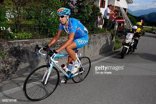 93th Giro d'Italia 2010 / Stage 15 Guillaume LE FLOCH / Mestre Monte Zoncolan / Tour of Italy / Ronde van Italie / Rit Etape / Tim De Waele