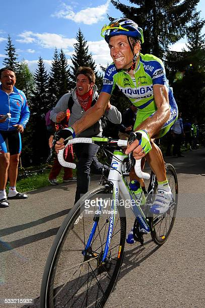93th Giro d'Italia 2010 / Stage 15 Ivan BASSO / Mestre Monte Zoncolan / Tour of Italy / Ronde van Italie / Rit Etape / Tim De Waele