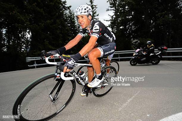 93th Giro d'Italia 2010 / Stage 20 Carlos SASTRE / Bormio Ponte Di Legno Tonale / Tour of Italy / Ronde van Italie / Rit Etape / Tim De Waele