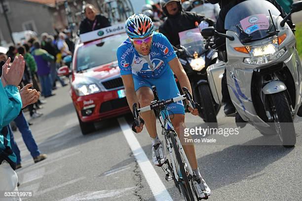 93th Giro d'Italia 2010 / Stage 20 Johann Tschopp / Bormio Ponte Di Legno Tonale / Tour of Italy / Ronde van Italie / Rit Etape / Tim De Waele