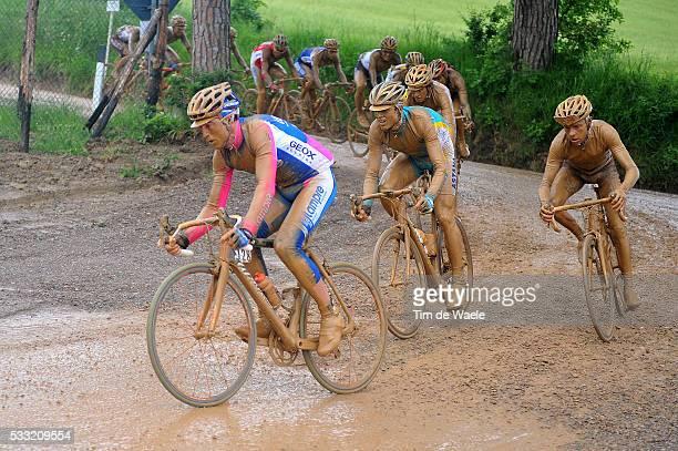 93th Giro d'Italia 2010 / Stage 7 Illustration Illustratie / Daniele Richi / Marina di Carrara - Montalcino / Tour of Italy / Ronde van Italie / Rit...