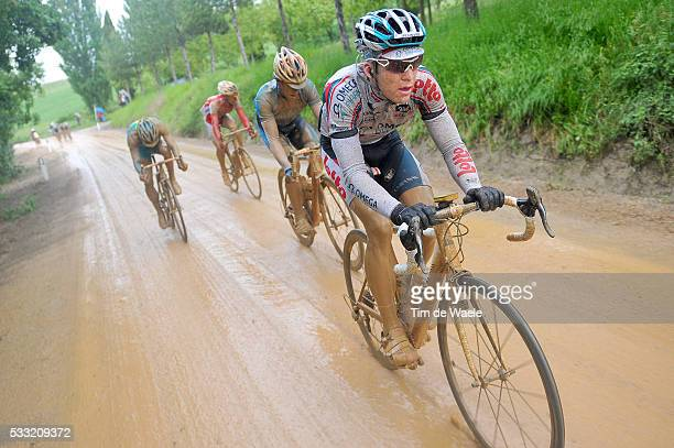 93th Giro d'Italia 2010 / Stage 7 Jan Bakelants / Marina di Carrara - Montalcino / Tour of Italy / Ronde van Italie / Rit Etape / Tim De Waele