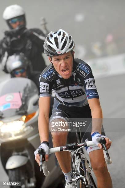 93Th Giro D'Italia 2010 Stage 8 Chris Anker Sorensen Terminillo /Chianciano Terme Terminillo/Tour Of Italy Ronde Van Italie Rit Etape Tim De Waele