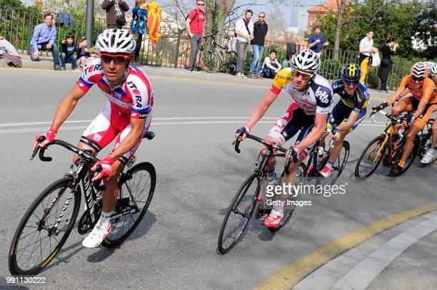 93Th Vuelta Catalunya 2013/ Stage 7Joaquim Rodriguez Oliver / Jurgen Van Den Broeck /El Vendrell - Barcelona Tour Of Catalunya/ Ronde Etape Rit/ Tim...