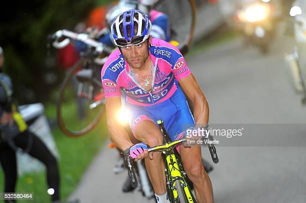 94th Giro Italia 2011/ Stage 14 SCARPONI Michele / Lienz - Monte Zoncolan 1730m / Tour of Italie / Tour d'Italie / d'Italia / Ronde van Italie /...
