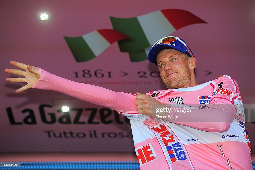 Cycling - Giro Italia - Stage 5 : ニュース写真