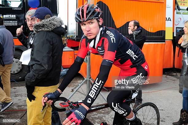 94th Volta Catalunya 2014 / Stage 3 Tejay van GARDEREN Banyoles - La Molina-Alp / Tour of Cataluya/ Ronde Etape Rit/ Catalonia/ Tim De Waele