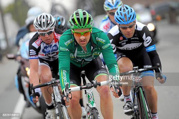 95th Tour of Flanders 2011 Sebastien TURGOT / Brugge - Meerbeke / Ronde van Vlaanderen / Tour des Flandres / RVV / Bruges / PoolTim De Waele