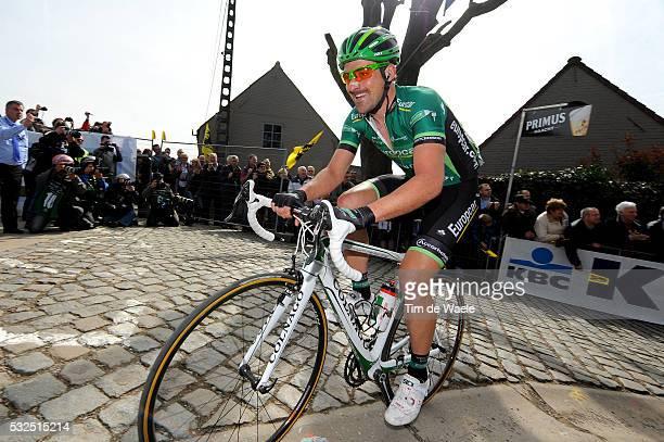 95th Tour of Flanders 2011 Sebastien TURGOT / Patersberg / Brugge - Meerbeke / Ronde van Vlaanderen / Tour des Flandres / RVV / Bruges /Tim De Waele