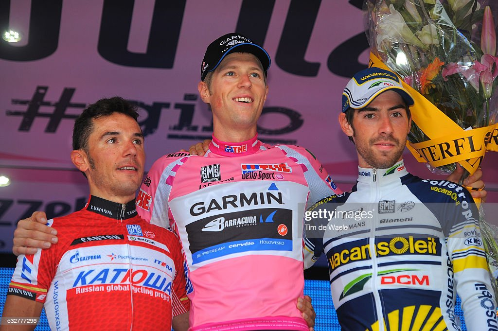 Cycling : 95th Tour of Italy 2012 / Stage 21 : ニュース写真