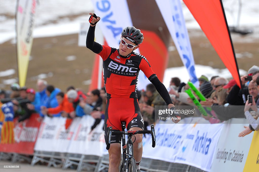Cycling: 95th Volta Catalonia 2015 / Stage 4 : ニュース写真