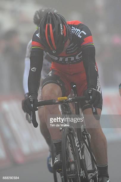 96th Tour of Italy 2013 / Stage 14 Arrival / EVANS Cadel Deception Teleurstelling / Cervere - Bardonecchia / Giro Tour Italie Ronde van Italie / Rit...
