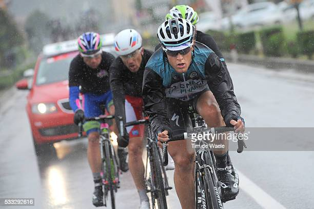96th Tour of Italy 2013 / Stage 14 TRENTIN Matteo / COLBRELLI Sonny / PAOLINI Luca / PIETROPOLLI Daniele / Cervere - Bardonecchia / Giro Tour Italie...