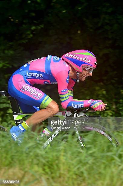 96th Tour of Italy 2013 / Stage 8 SCARPONI Michele / Gabicce Mare Saltara / Time Trial Contre la Montre Tijdrit TT / Giro Tour Italie Ronde van...