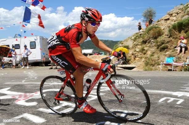 97Th Tour De France 2010, Stage 12Santambrogio Mauro / Bourg-De-Peage - Mende / Ronde Van Frankrijk, Tdf, Rit Etape, Tim De Waele