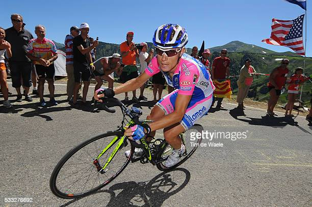 97th Tour de France 2010 / Stage 14 CUNEGO Damiano / Revel - Ax 3 Domaines / Ronde van Frankrijk / TDF / Rit Etape / Tim De Waele